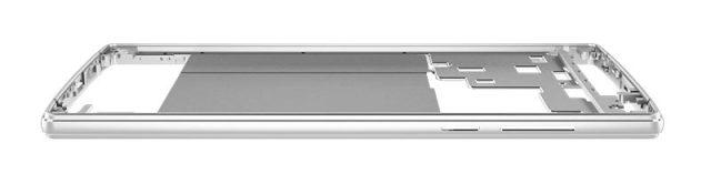 Cubot S600 Metal Frame