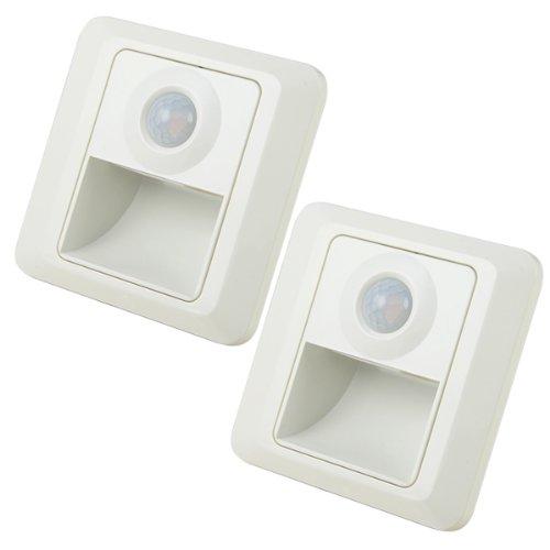 Luz LED con sensor de movimiento por infrarrojos