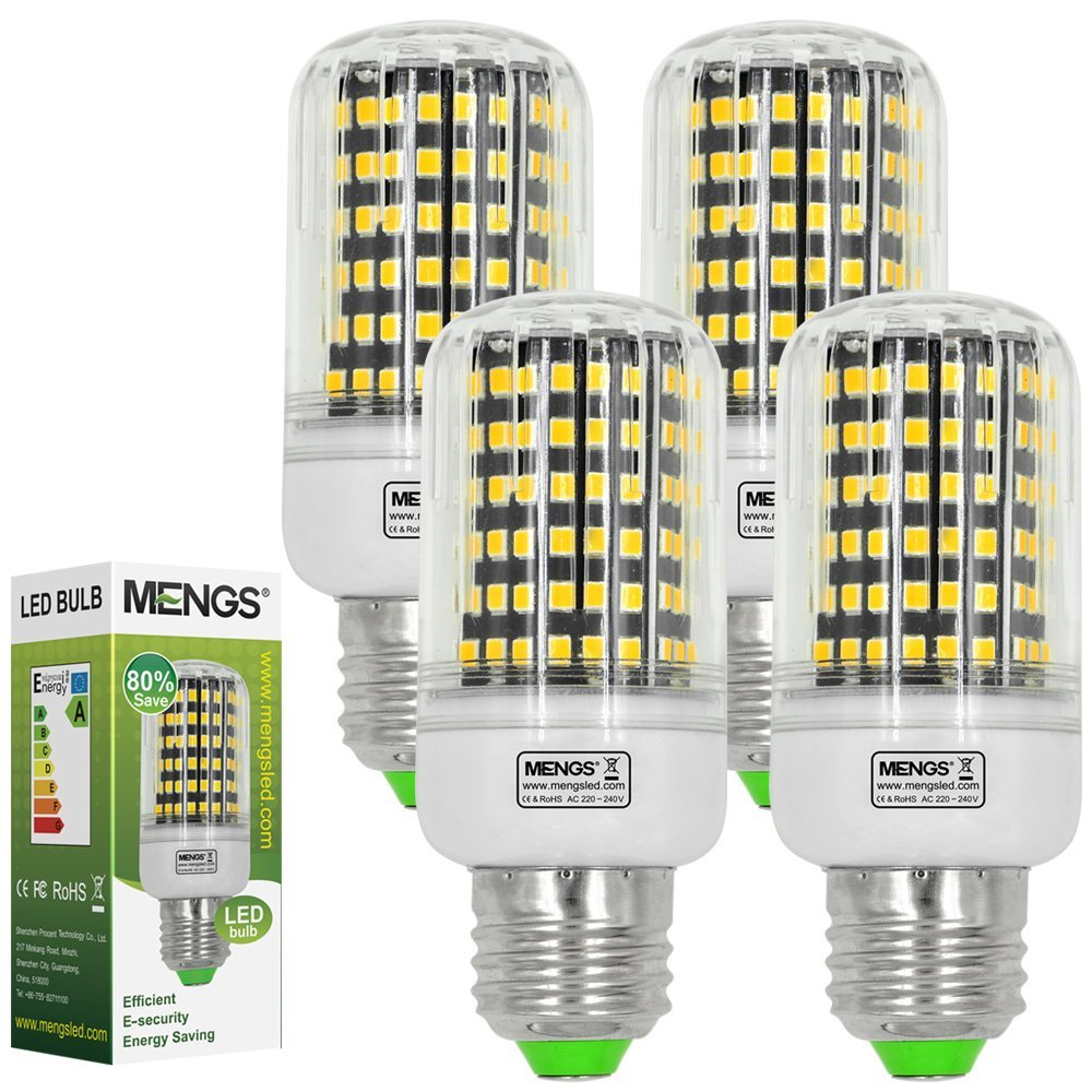 Pack de 4 Bombillas lámpara LED 13 Watt