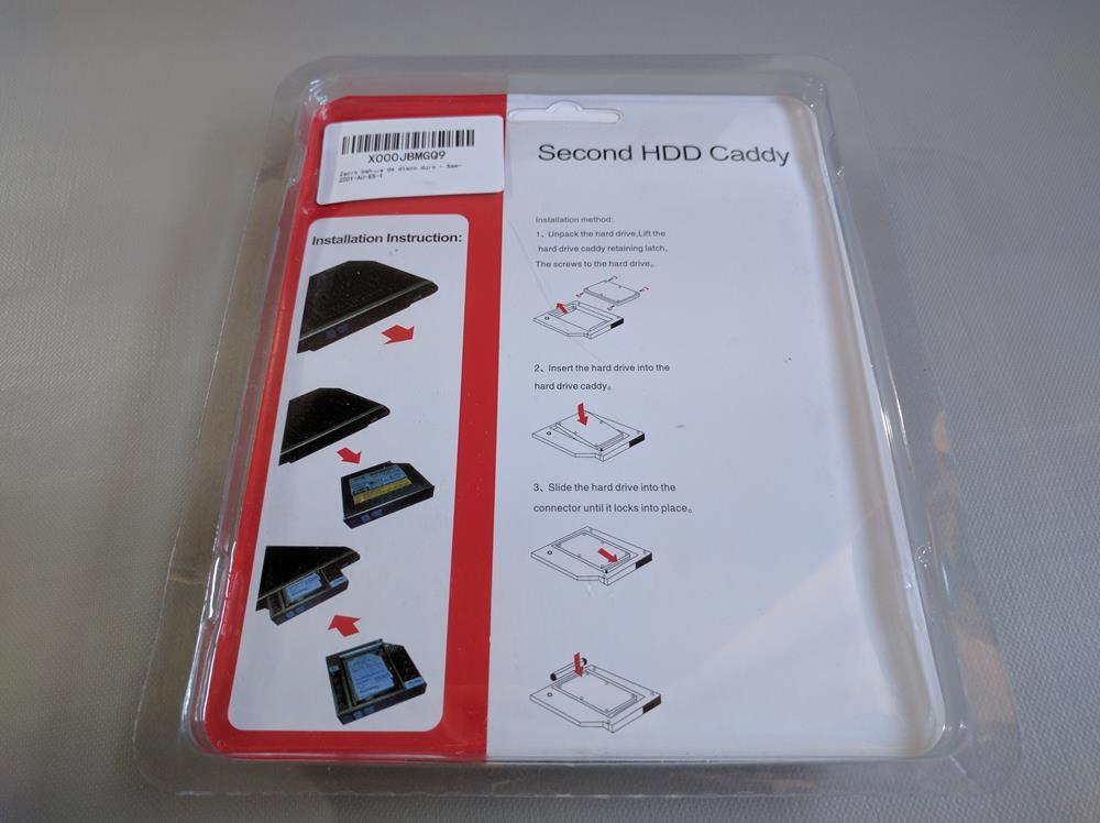 Zacro SATA HDD HD SATA segundo 2.5 '' (2)