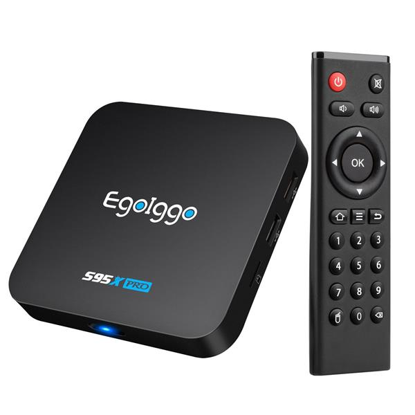 EgoIggo S95X Pro Android 6.0 TV Box
