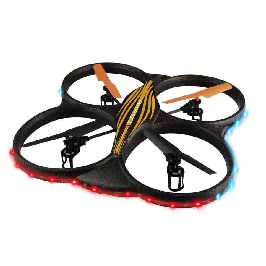 AKASO K88 Drón de 6 ejes con cámara HD