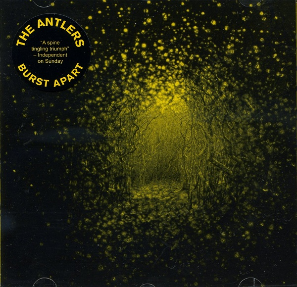 The Antlers - Burst Apart Album Cover