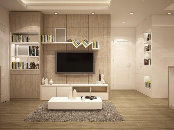 Na foto uma sala de estar.