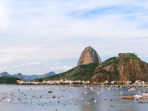 Urca, Rio de Janeiro, Brasil.