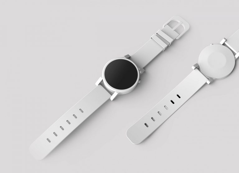 Image of a smartwatch.