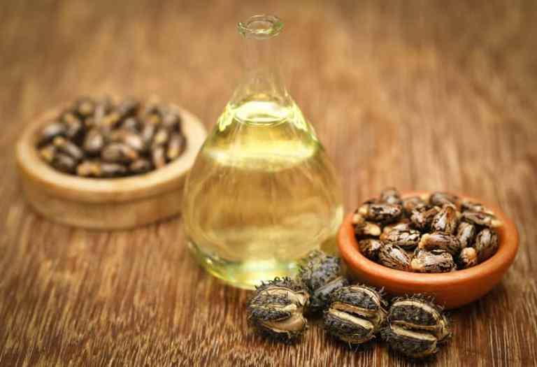 Prodotto di olio di ricino