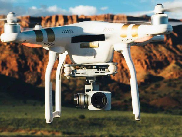 Un drone professionale