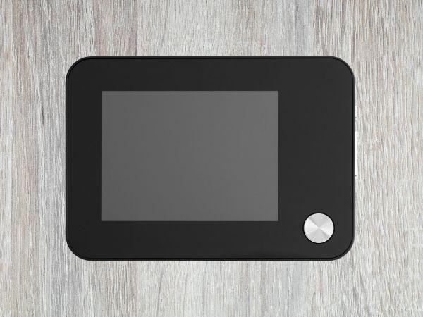 Schermo di spioncino digitale