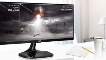 LG Launched World's first Curved UltraWide Monitor in India