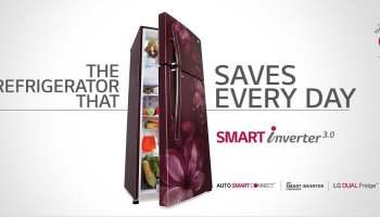 LG Smart Inverter Refrigerator