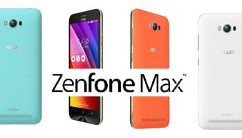 New Zenfone Max Color Variants