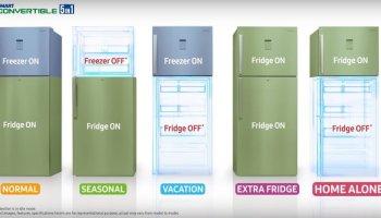 Samsung 5-in-1 Convertible Refrigerator