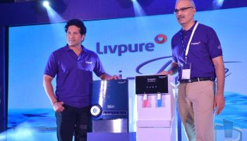 Livpure launches India's 1st Smart RO Water Purifier
