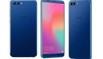 Honor View 10 launched in India
