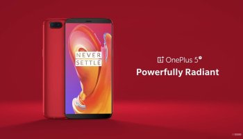 OnePlus 5T Lava Red Edition launched in India