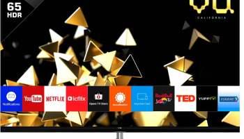 Vu Quantum Pixelight LED TV launched in India