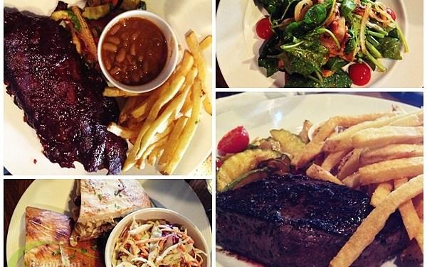 พาไปชิมร้านอาหารสไตล์อเมริกันที่ร้าน The Duke's Restaurant