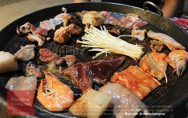 เมียงดง Korean BBQ เชียงใหม่