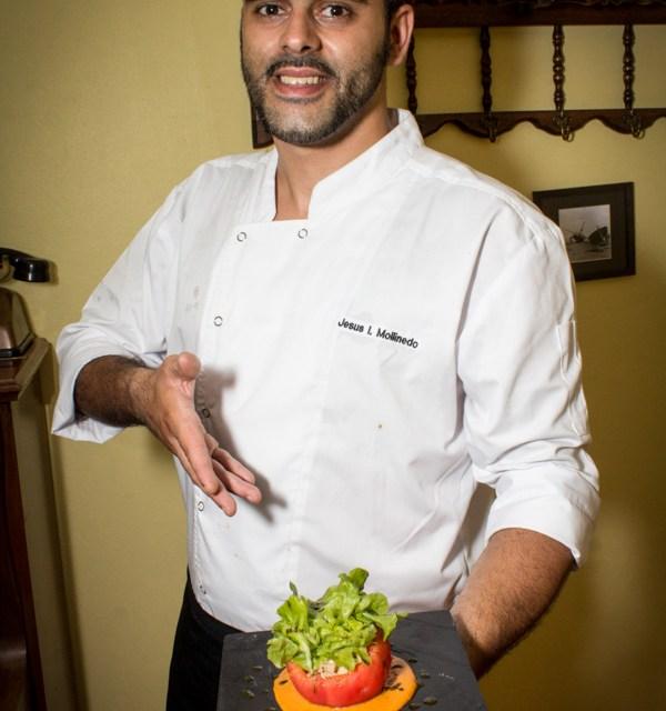 El Patio เปิดตัว Chef Jesus จากสเปน