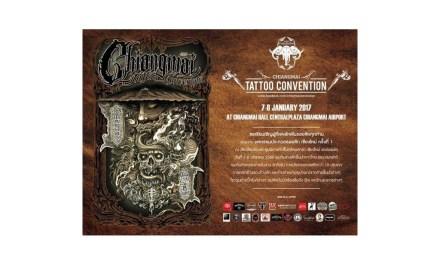 Chiangmai Tattoo Convention 2017 At Chiangmai Hall