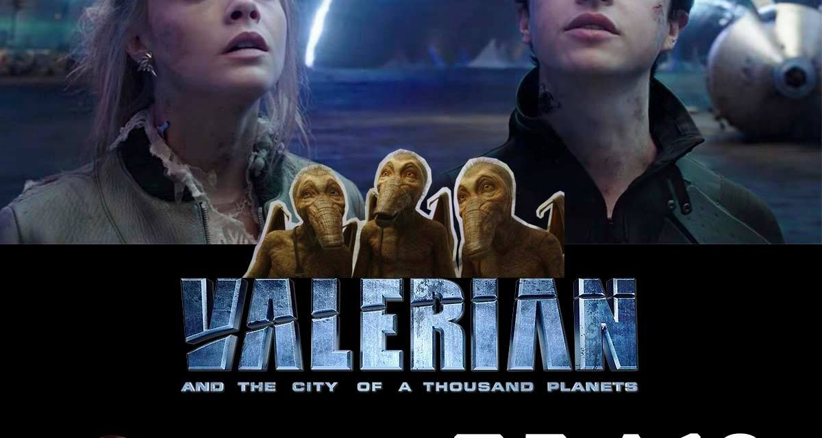 รีวิว Valerian and the City of a Thousand Planets (2017)