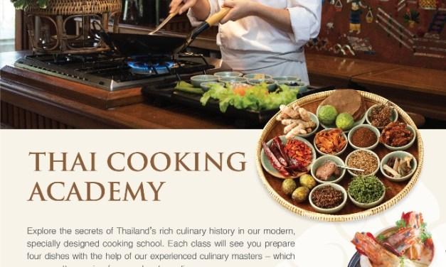 สถาบันสอนทำอาหาร โรงแรมดาราเทวีเชียงใหม่