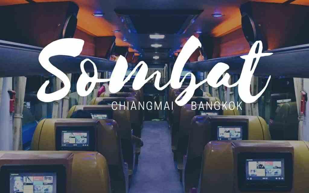 เบื่อเครื่องบิน รถไฟ มานั่งรถทัวร์กันเถอะ!!!รีวิวเวียงพิงค์บัส สมบัติทัวร์