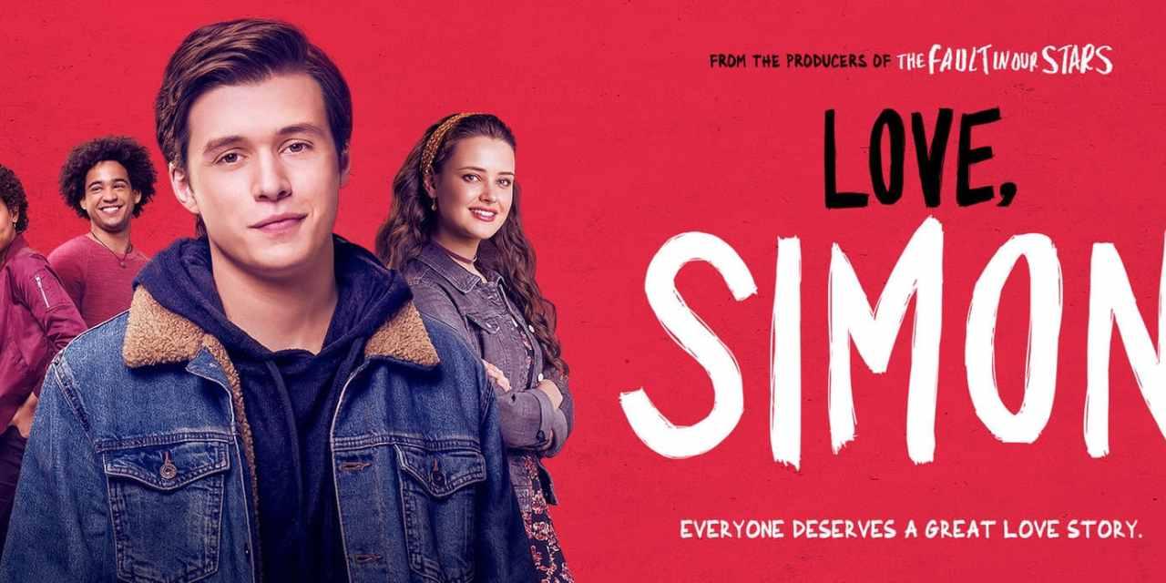 #รีวิวด่วน – Love, Simon (2018) เมื่ออีเมลป่วนชีวิตไซมอน