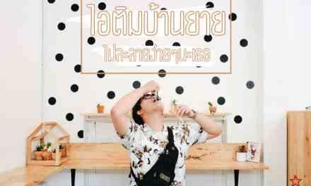 I Tim Baan Yaii – ไอติมบ้านยาย รีวิวเชียงใหม่