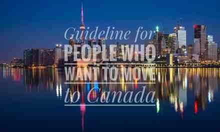แนวทางการเตรียมตัวสำหรับคนที่อยากย้ายไปอยู่ต่างประเทศ (แคนาดา)