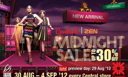 Central Midnight Sale