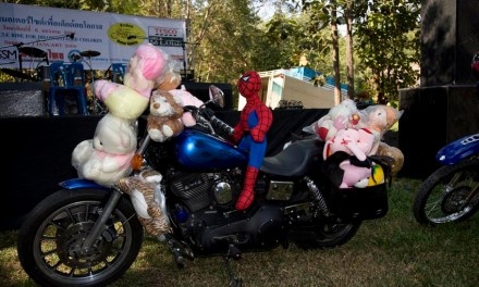 Chiang Mai ToyRide Chiang Dao Double Event