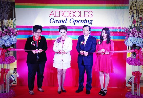 """งาน """"Grand Opening AEROSOLES Shop"""" ณ ชั้น 2 ศูนย์การค้าเซ็นทรัลพลาซา เชียงใหม่ แอร์พอร์ต"""