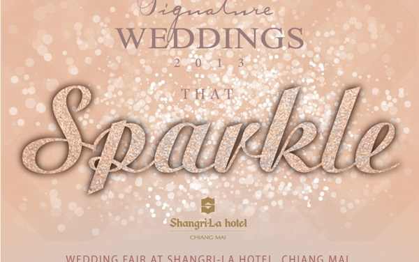 """Sparkle"" Signature Wedding 2013"