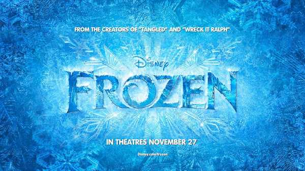 Frozen (2013) – my first time 4DX experience!