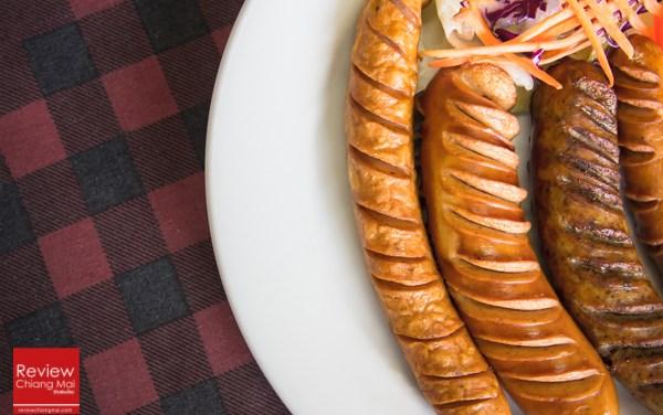G&M German Sausage ไส้กรอกเยอรมันต้นตำรับจัดหนักจัดเต็มเชียงใหม่