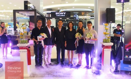 Grand Opening  SONY  XPERIA @ Promenada Resort Mall Chiang Mai