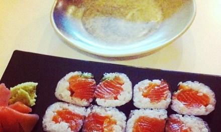 Tomi Sushi ตัวจริงเรื่องข้าวปั้นซูชิญี่ปุ่น