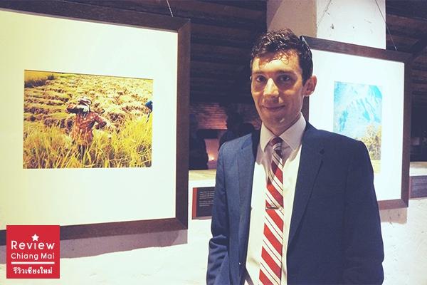 """งานนิทรรศการภาพถ่าย """"ฟื้นรากคัวกิ๋นถิ่นลานนา"""" โดย ออสติน บุช"""