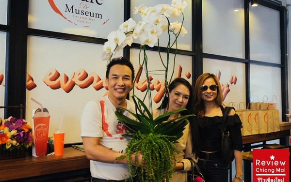 เปิดแล้ว Café De Museum สาขาเพาเวอร์บาย แจ่งหัวริน พร้อมคุณภาพคับแก้ว!