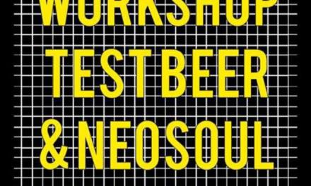 11 เมษานี้!! Workshop test craft beer&Neosoul Live Music @ Namton's House Bar