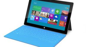 BEYOND THE SURFACE: REVIEW OF THE MICROSOFT SURFACE TABLET