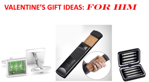 Valentine's Gift Ideas for Him: Under $50