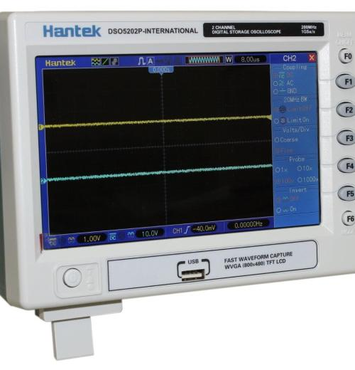 Hantek DSO5202P Reviews 2018