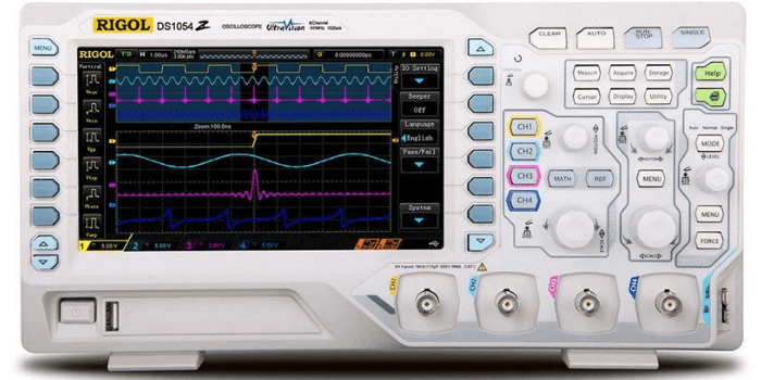 Best Oscilloscope For Hobbyist