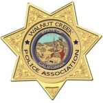 badge of walnut creek police