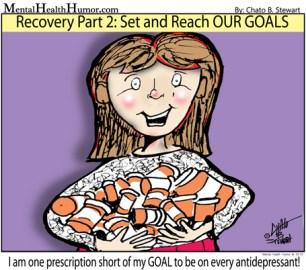 Mental Health Awareness Month (Psychiatric Medications Make You FAT)!