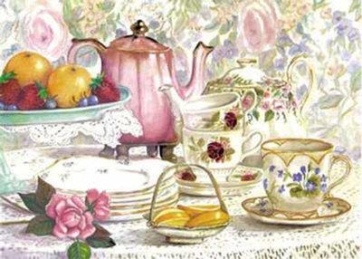 Rituals of Tea
