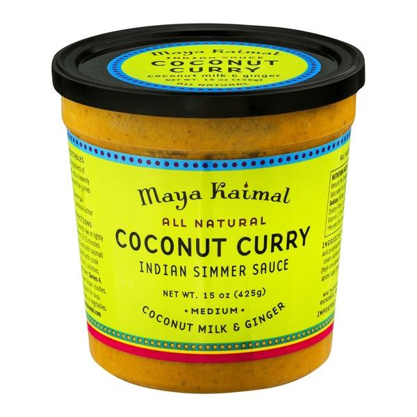 Maya Kaimal Fine Indian Coconut Curry
